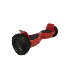 hoverboard hummer rouge tout terrain bluetooth t l commande pro. Black Bedroom Furniture Sets. Home Design Ideas