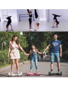 hoverboard 6.5 pollici LED Bluetooth Transpo borsa a distanza